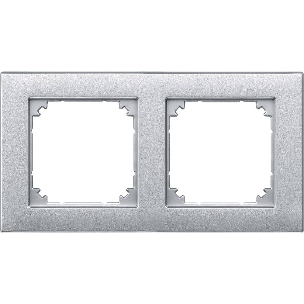 Merten Okvir Pokrov Sistem M Aluminij 488260