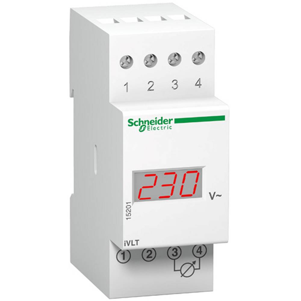 Voltmeter 230 V Schneider Electric 15201