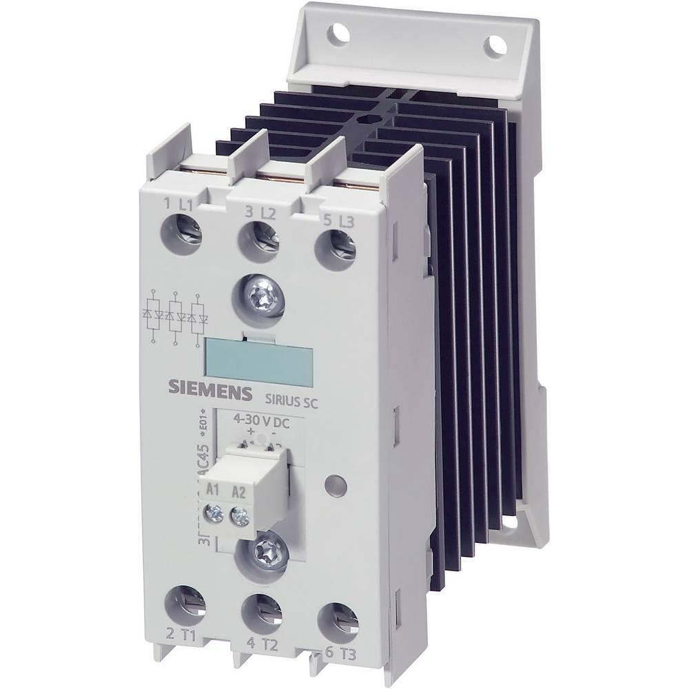 Polprevodniška zaščita 1 kos 3RF2420-1AC45 Siemens bremenski tok: 20 A preklopna napetost (maks.): 600 V/AC