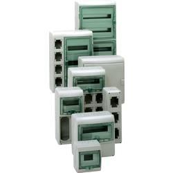 Površinska montaža Število oddelkov = 12 Število vrst = 1 Schneider Electric 13166 13166