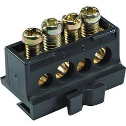 Schneider 13575 priključni blok 80A 4 rupe 13575 Schneider Electric 1 ST