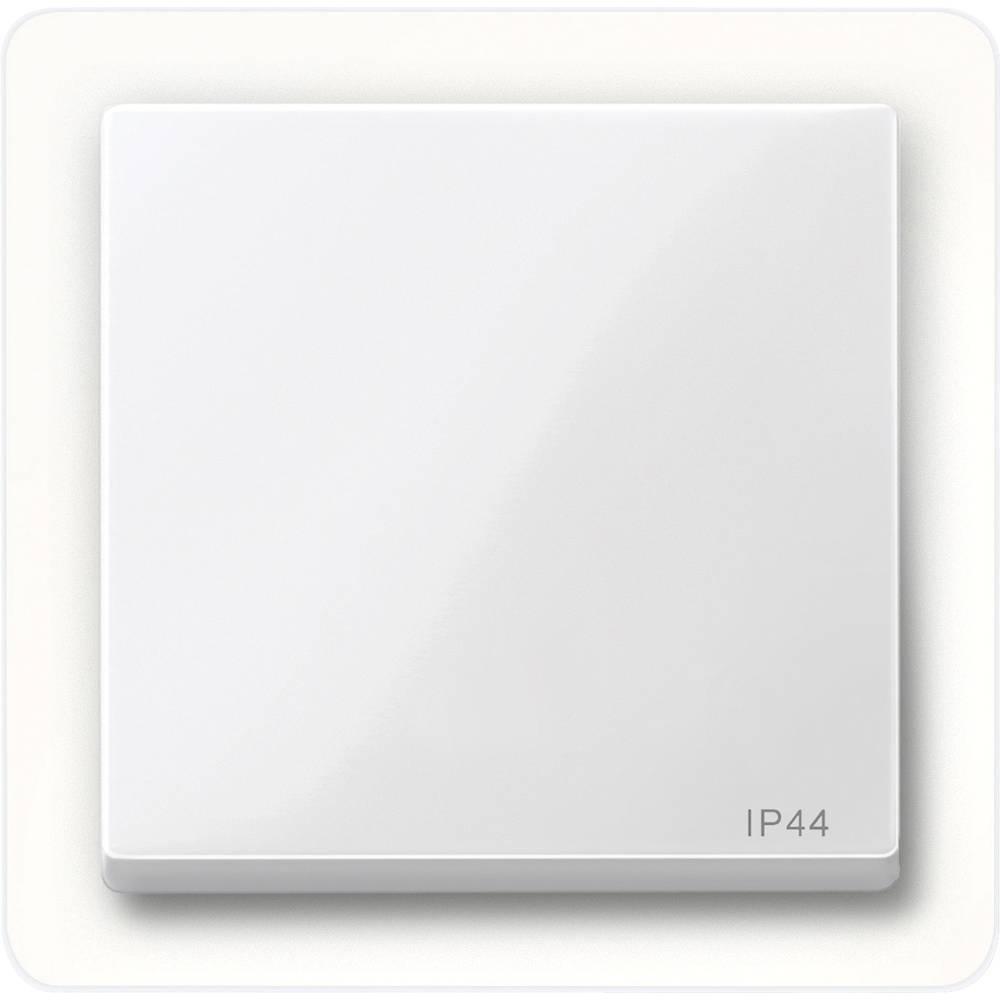 Merten Pokrov Stikalo za izklop/preklop Sistem M Polarno bela 432019