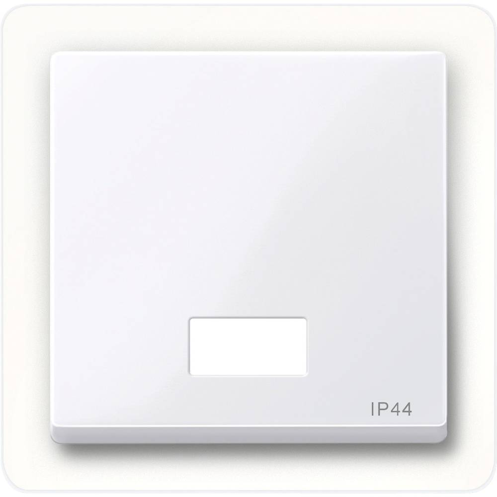 Merten Pokrov Stikalo za izklop/preklop Sistem M Bela 432725