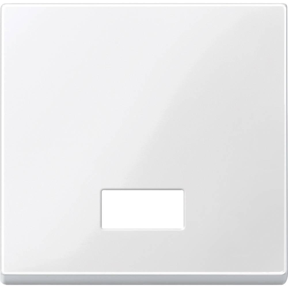 Merten Pokrov Stikalo za izklop/preklop Sistem M Polarno bela 432819