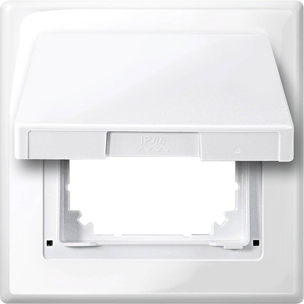 Montažni material Polarno bela Merten 478019