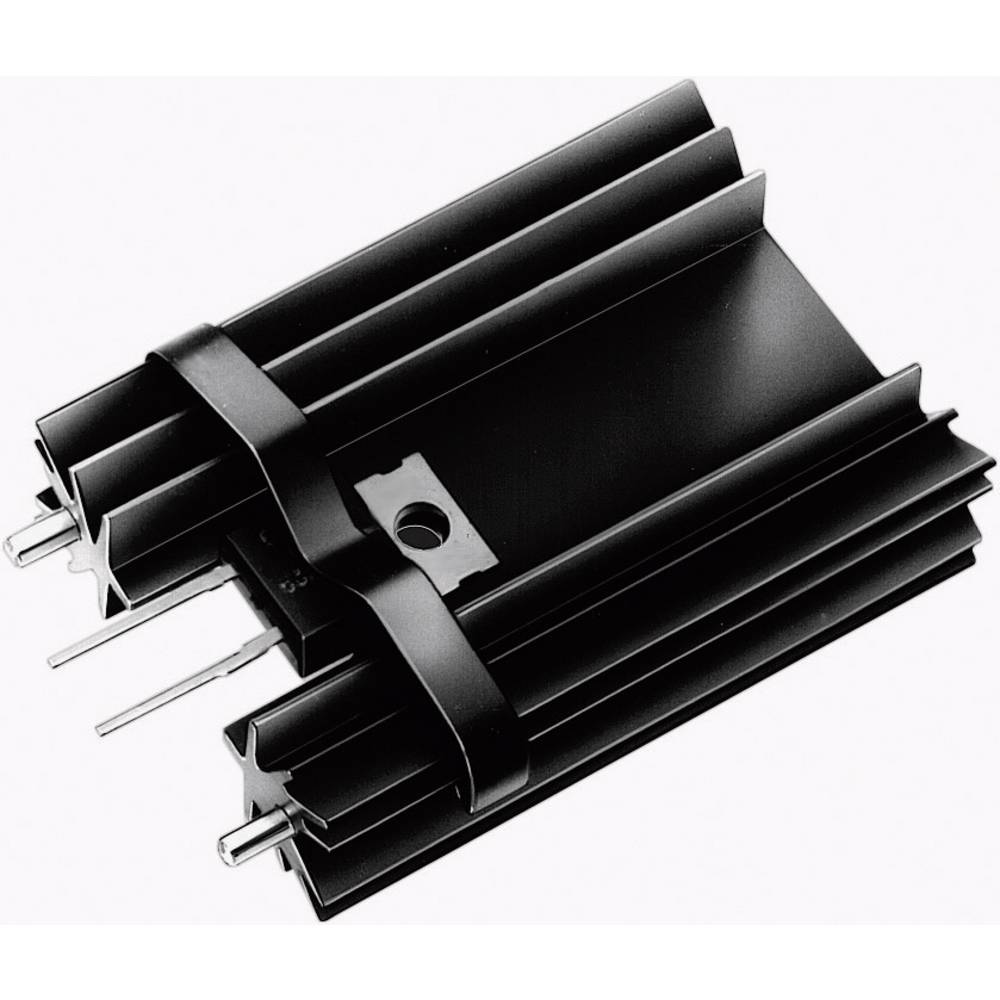 Profilno hladilno telo 14 K/W (D x Š x V) 34.9 x 25.4 x 12.7 mm TO-220 Fischer Elektronik SK 104 25,4 STC-220 + THF 104