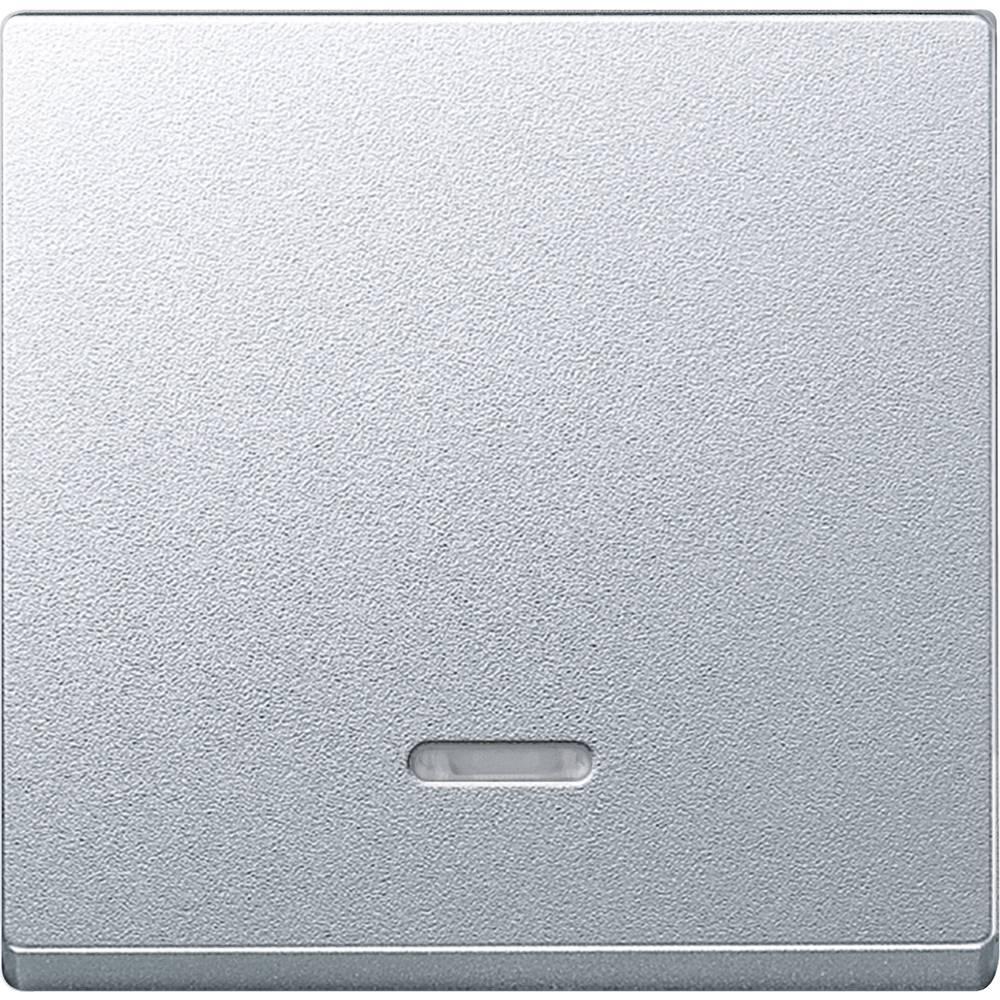 Merten Pokrov Stikalo za izklop/preklop Sistem M Aluminij 431060