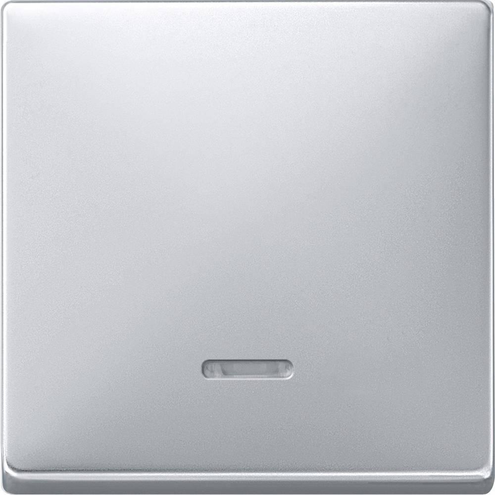 Merten Pokrov Stikalo za izklop/preklop Antik Aluminij 438060