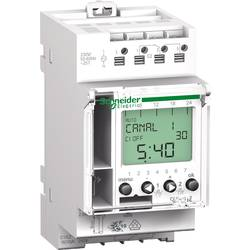 Vremenski prekidač za DIN šine Digitalno Schneider Electric CCT15722 230 V