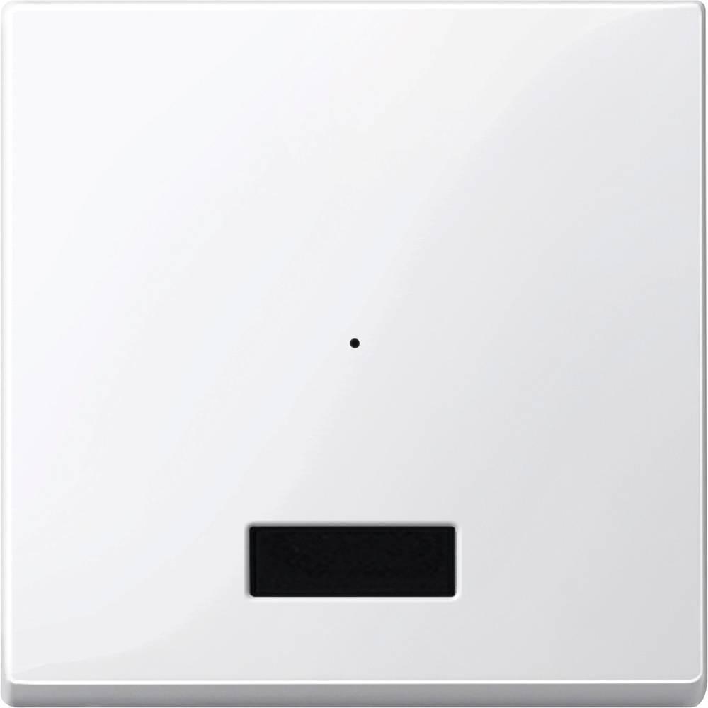 Tipka za stikalo IP20 Polarno bela Merten MEG5212-0319