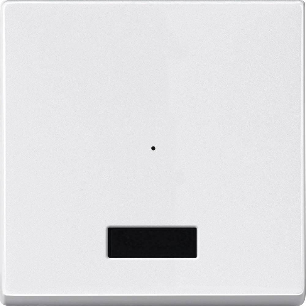 Tipka za stikalo IP20 Polarno bela Merten MEG5212-0419