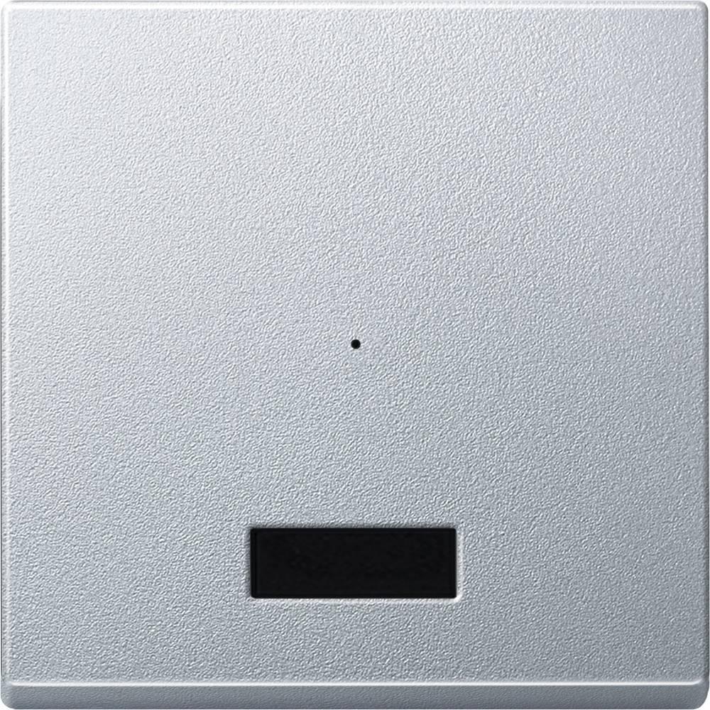 Tipka za stikalo IP20 Aluminij Merten MEG5212-0460