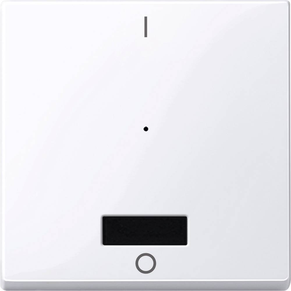 Tipka za stikalo IP20 Bela Merten MEG5213-0325