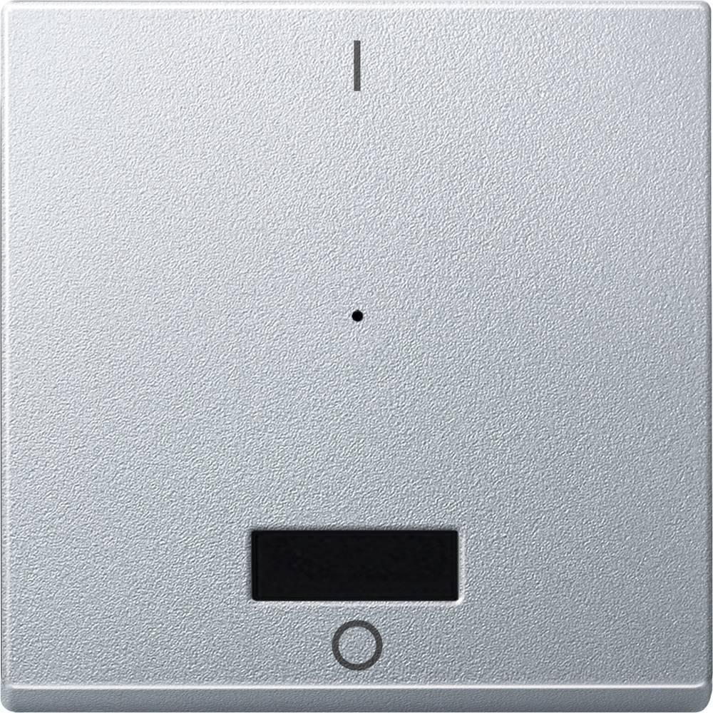 Tipka za stikalo IP20 Aluminij Merten MEG5213-0460