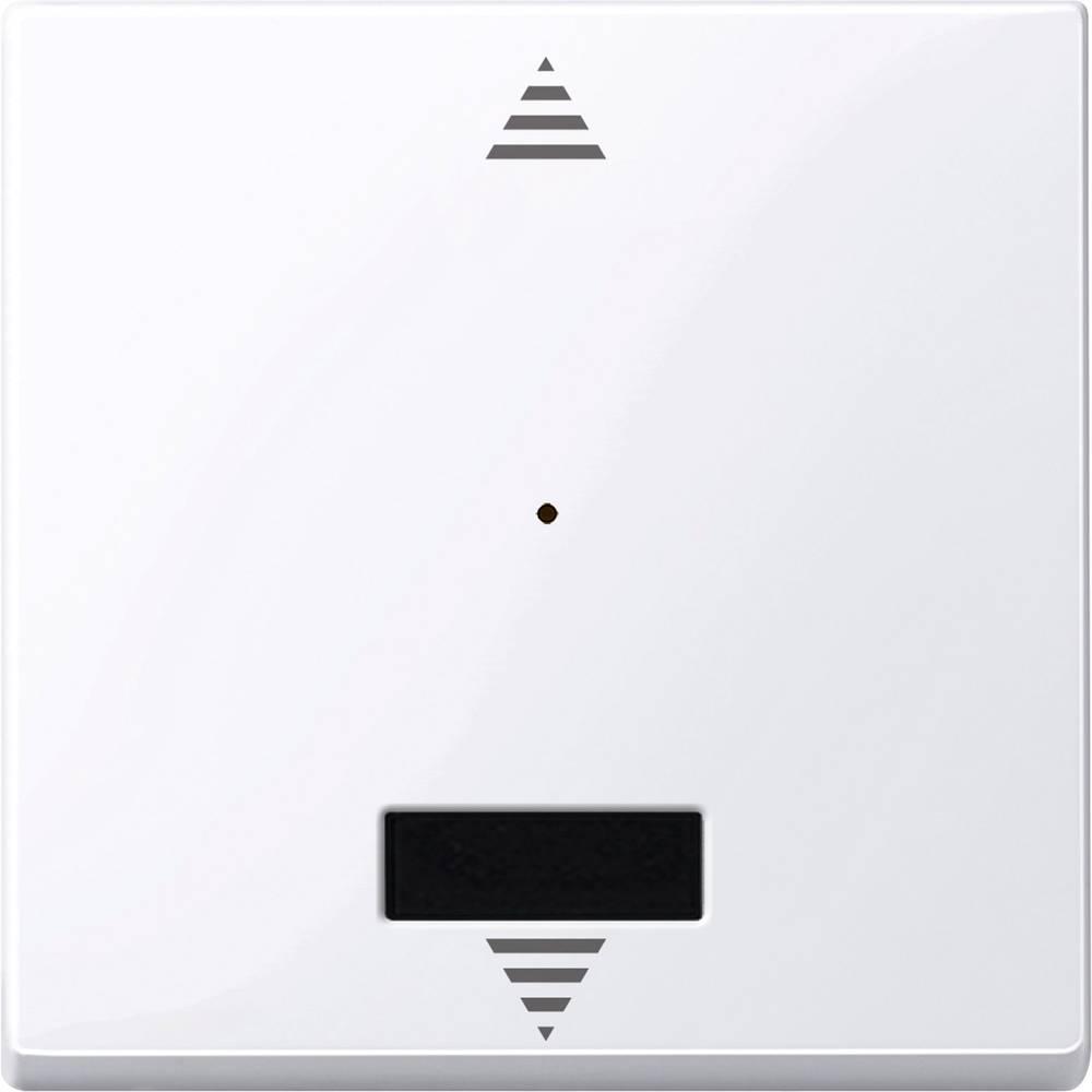 Tipka za stikalo IP20 Bela Merten MEG5214-0325