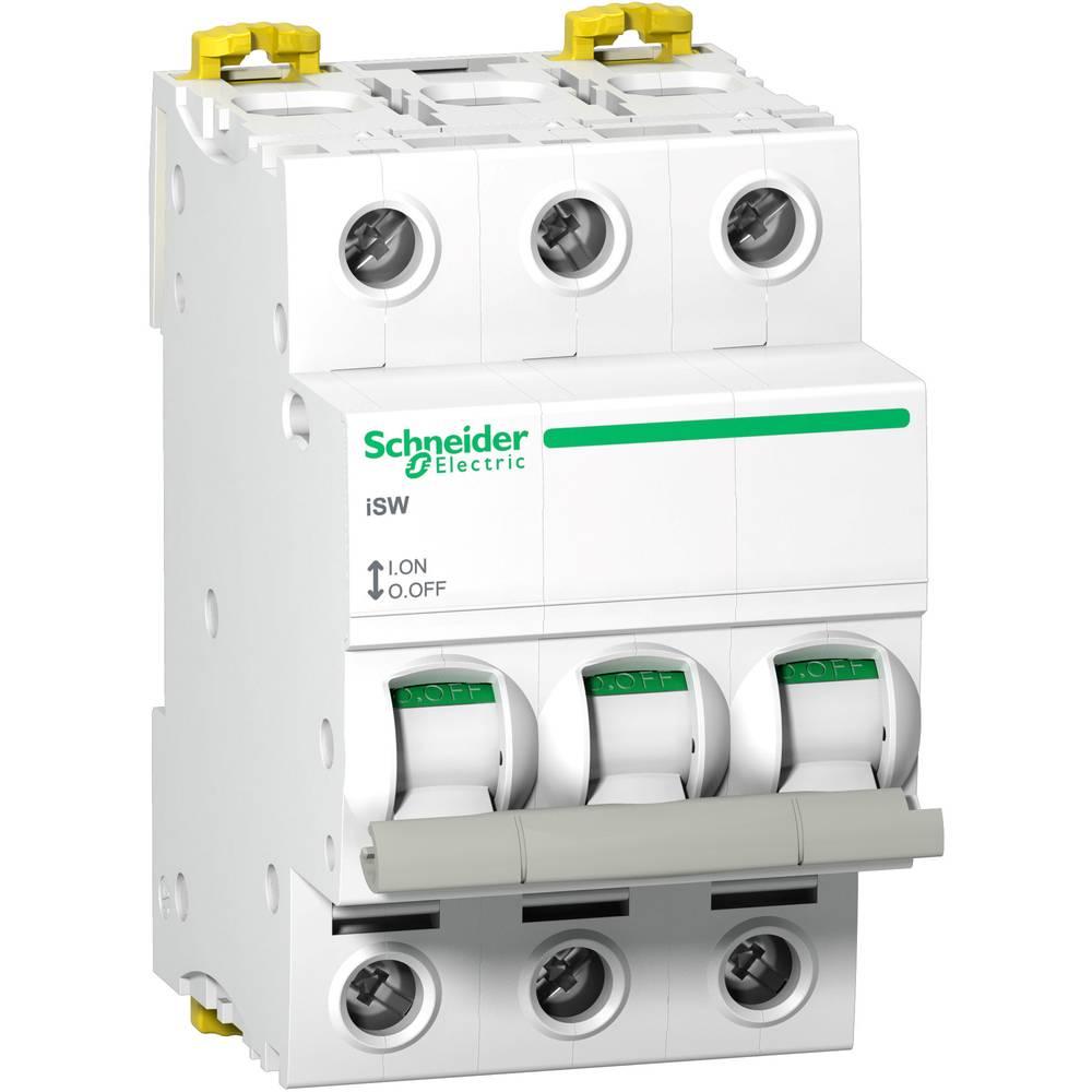 Preklopni odklopnik 63 A 415 V Schneider Electric A9S65363