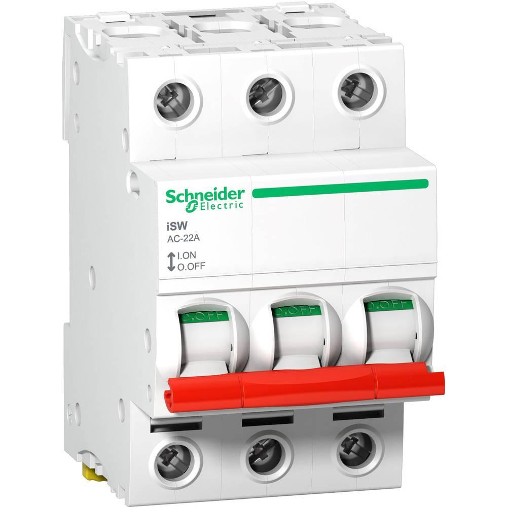 Preklopni odklopnik 63 A 415 V Schneider Electric A9S66363