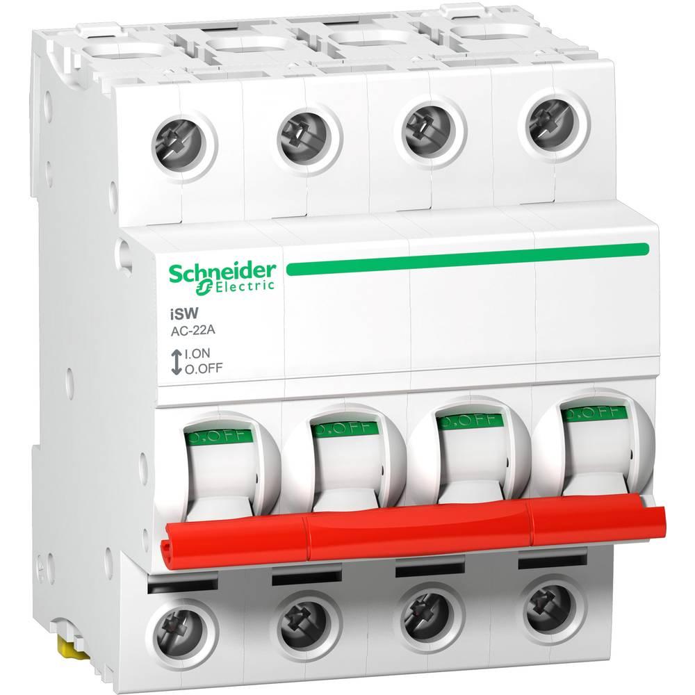 Preklopni odklopnik 63 A 415 V Schneider Electric A9S66463