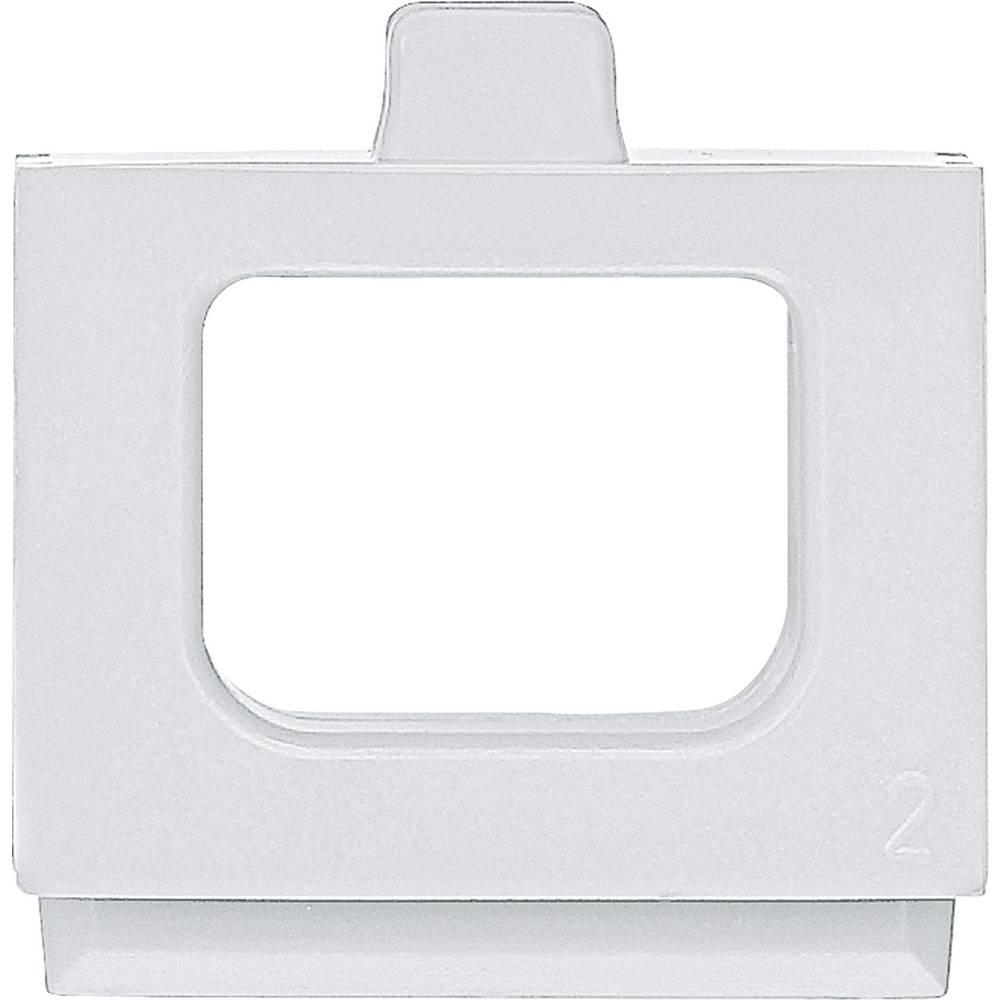 Montažni material Polarno bela Merten MEG3963-8019