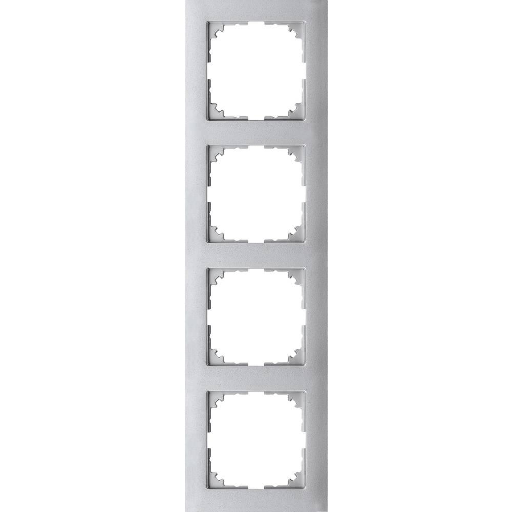 Merten Okvir Pokrov Sistem M Aluminij MEG4040-3660
