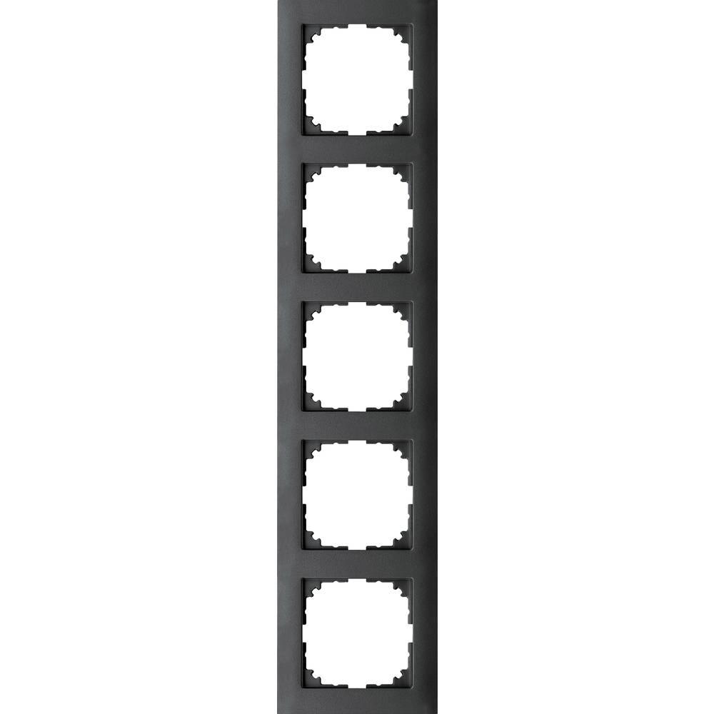 Merten Okvir Pokrov Sistem M Antracitna MEG4050-3614