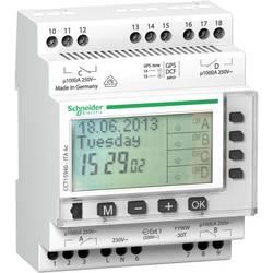 DIN časovna stikalna ura Analogno Schneider Electric CCT15940 230 V