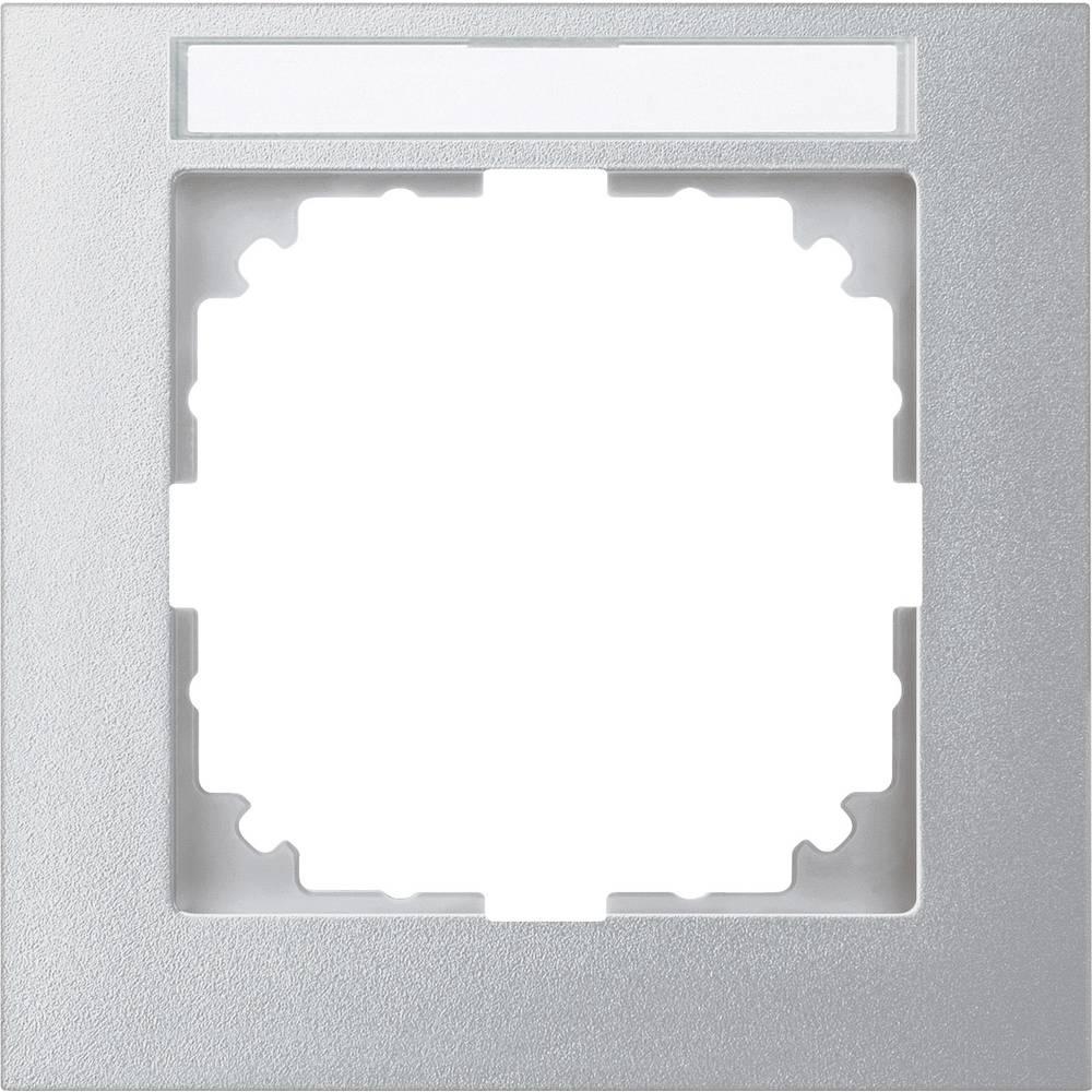 Merten Okvir Pokrov Sistem M Aluminij MEG4011-3660
