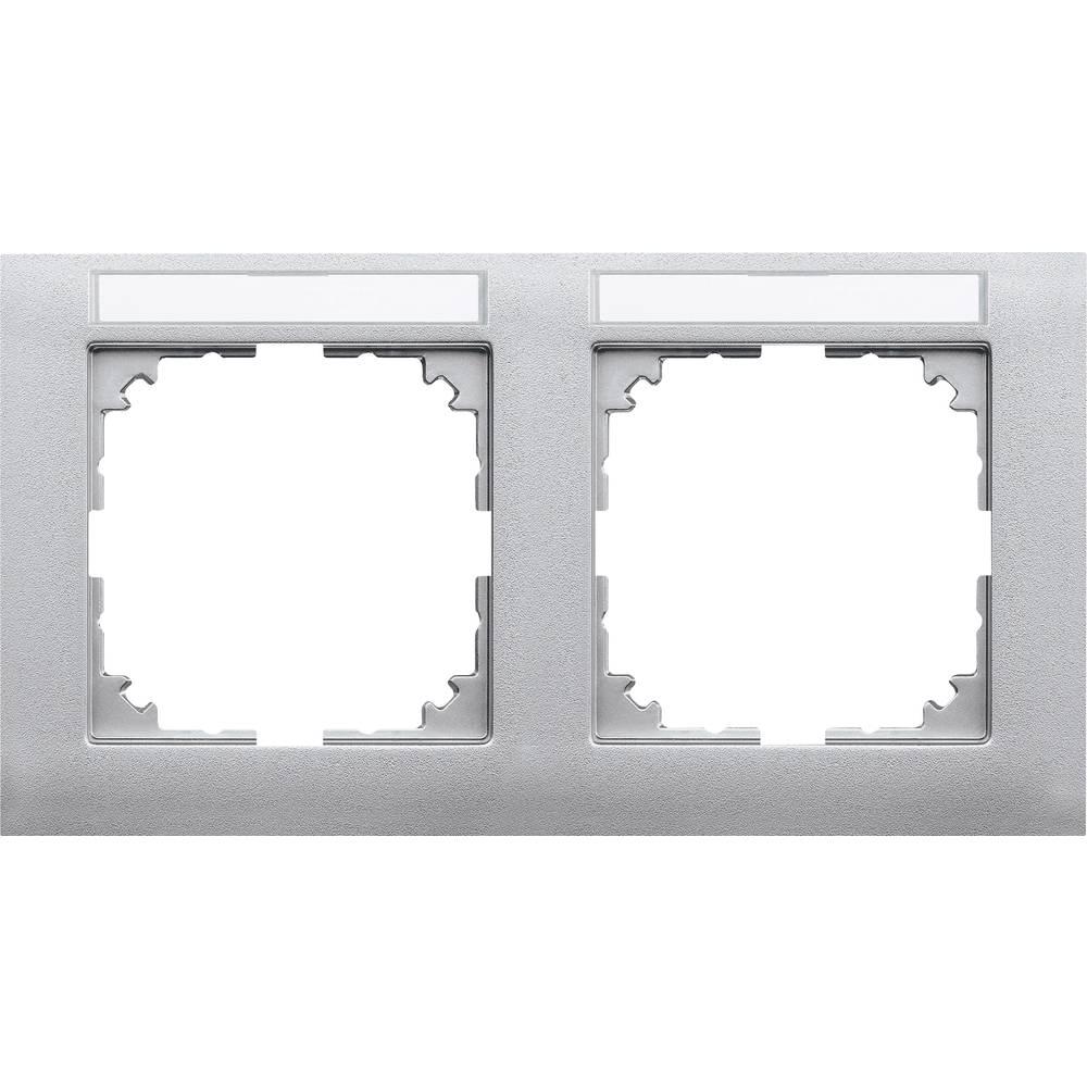 Merten Okvir Pokrov Sistem M Aluminij MEG4021-3660