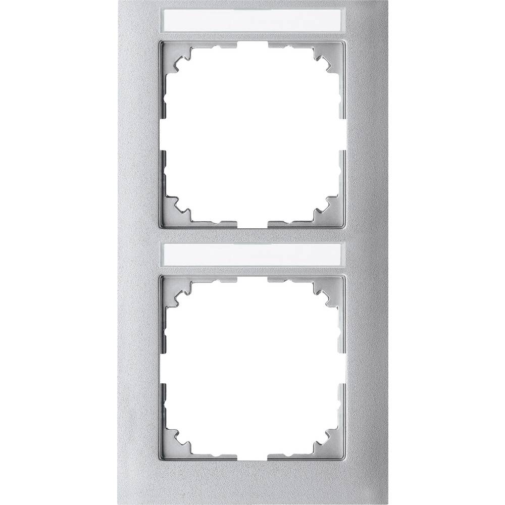 Merten Okvir Pokrov Sistem M Aluminij MEG4022-3660
