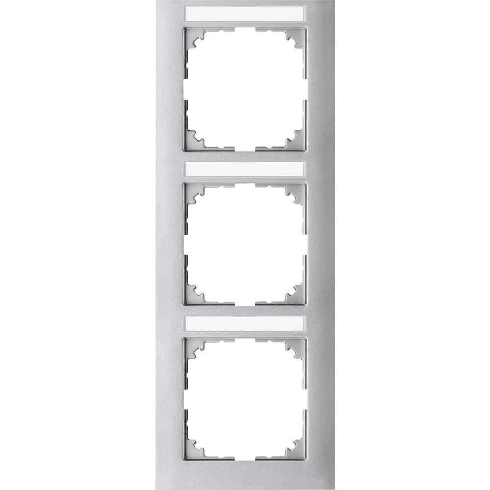 Merten Okvir Pokrov Sistem M Aluminij MEG4032-3660