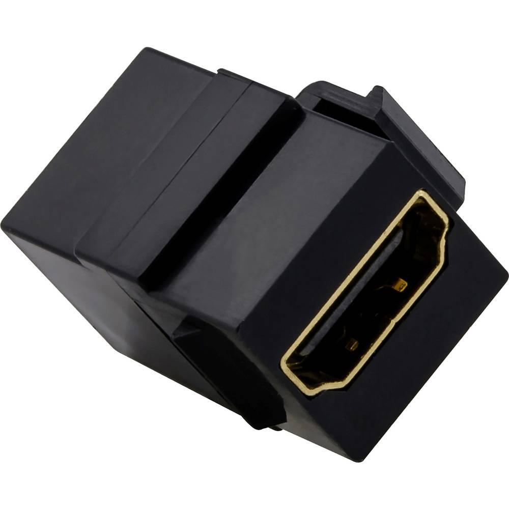 Podometni vložek Črna Merten MEG4583-0001