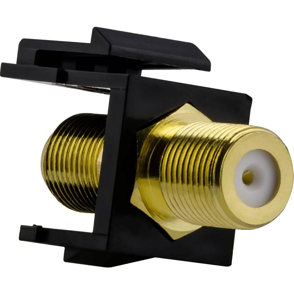 Podometni vložek Črna Merten MEG4586-0001