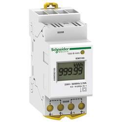 Merilnik elektrike Digitalni 63 A Schneider Electric A9MEM2100