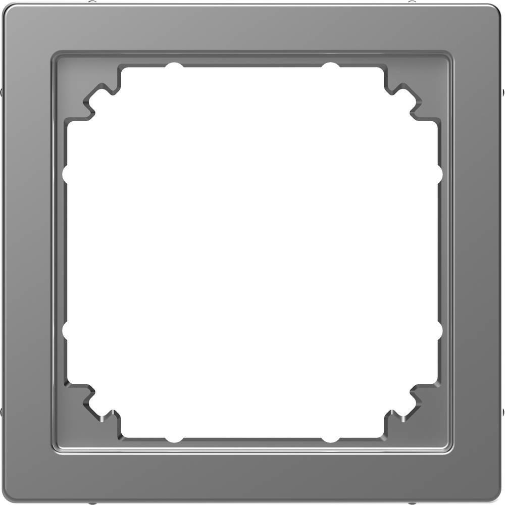 Merten Vmesni okvir Oblikovalni sistem Legirano jeklo MEG4080-6036