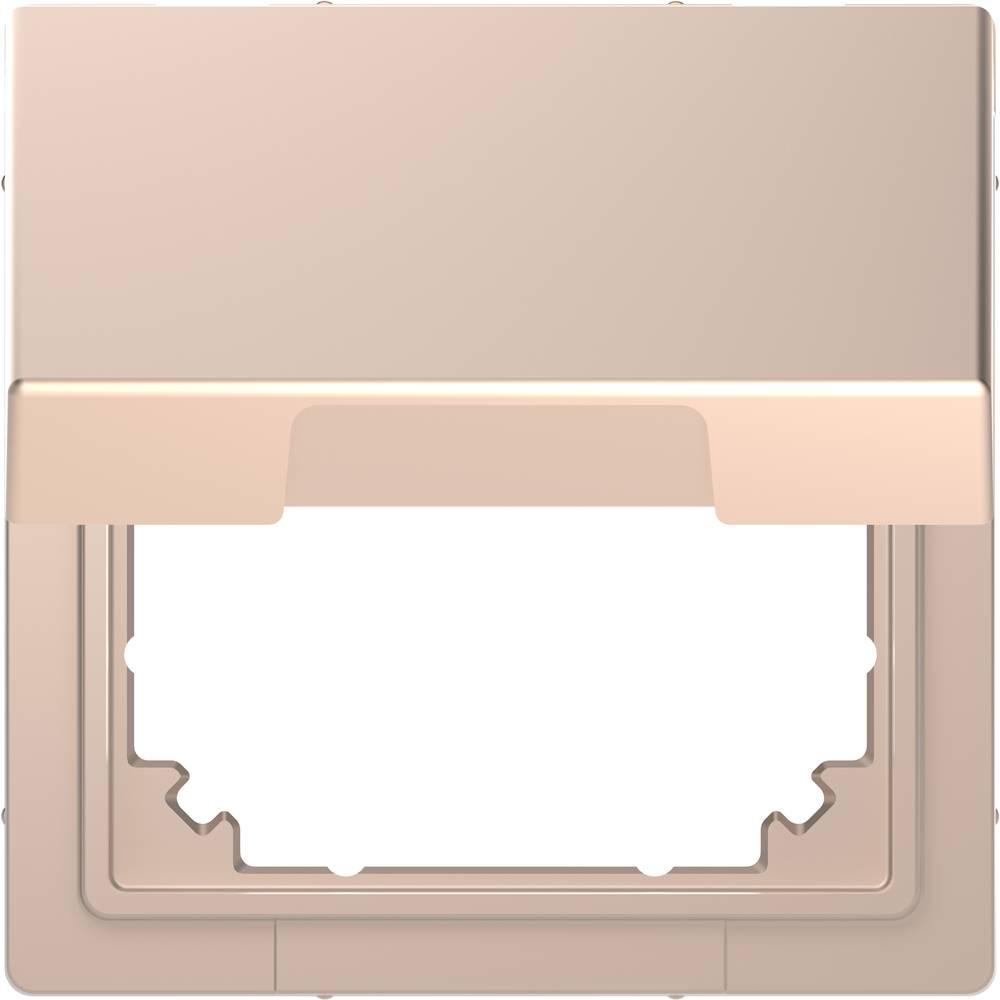 Merten Vmesni okvir Pokrov Oblikovalni sistem Šampanjec MEG4081-6051
