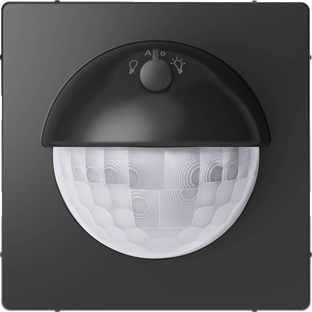 Podometna Javljalnik gibanja Merten MEG5711-6034 180 ° Rele Antracitna (matirana) IP20