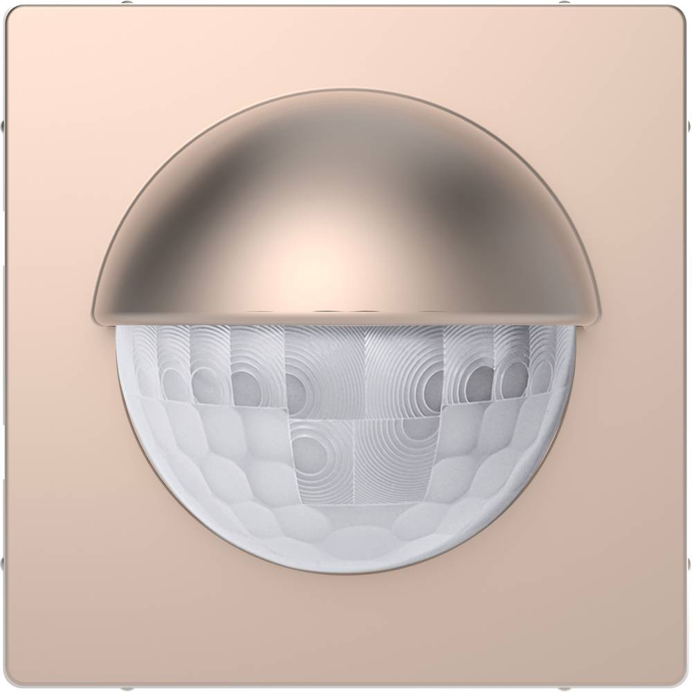 Podometna Javljalnik gibanja Merten MEG5710-6051 180 ° Rele Šampanjec IP20