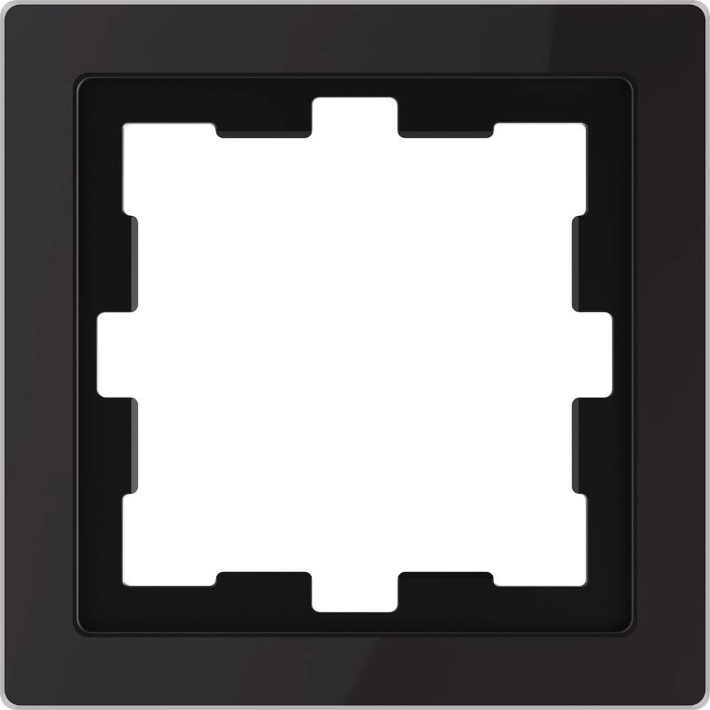 Merten Okvir Pokrov Oblikovalni sistem Onix črna MEG4010-6503