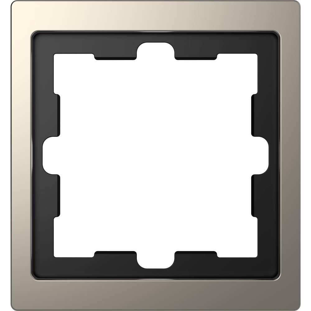 Merten Okvir Pokrov Oblikovalni sistem Nikelj MEG4010-6550