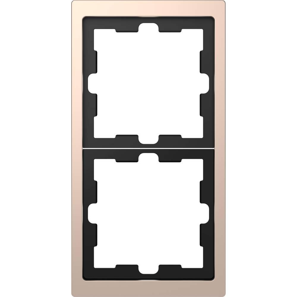Merten Okvir Pokrov Oblikovalni sistem Šampanjec MEG4020-6551