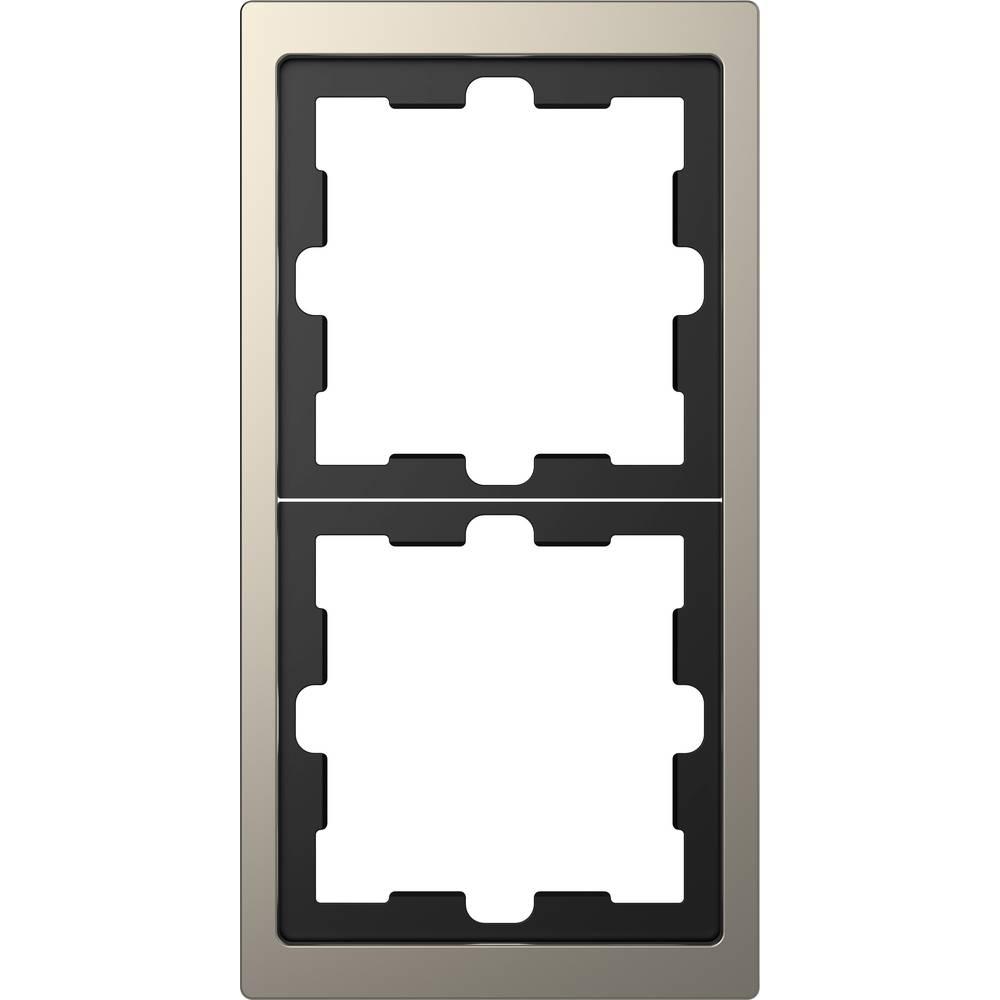 Merten Okvir Pokrov Oblikovalni sistem Nikelj MEG4020-6550