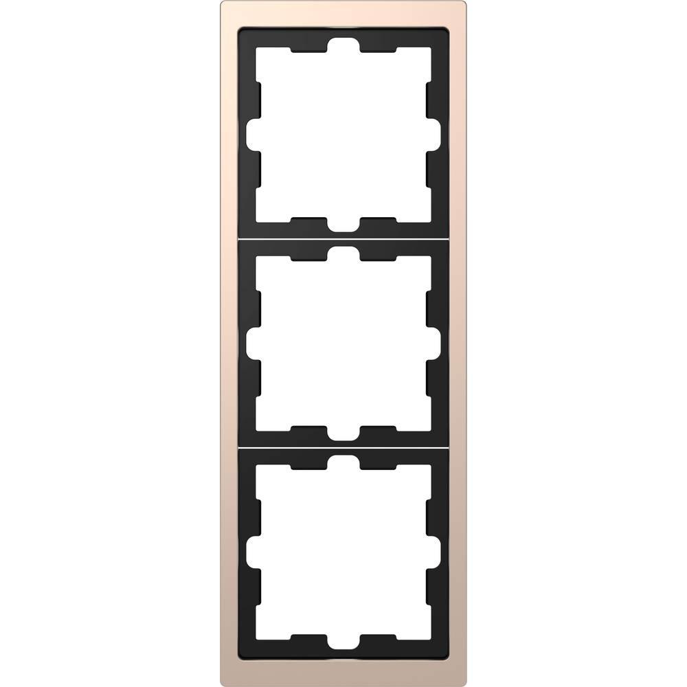 Merten Okvir Pokrov Oblikovalni sistem Šampanjec MEG4030-6551