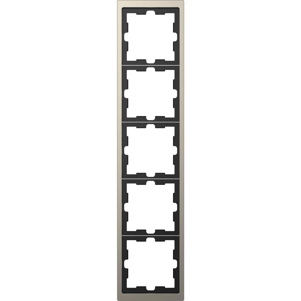 Merten Okvir Pokrov Oblikovalni sistem Nikelj MEG4050-6550