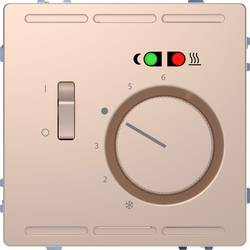 Sobni termostat Vijčano pričvršćenje 10 Do 50 °C Merten MEG5764-6051