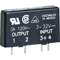 Halbleiterrelais (value.1292894) 1 stk Crydom MP240D4 Last-Strøm (maks.): 4 A Koblingsspænding (max.): 280 V/AC Vekslende ved nu