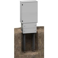 Podnožje (Š x V) 456 mm x 200 mm Siva (RAL 7035) Schneider Electric NSYZM253G 1 KOS