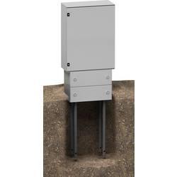 Podnožje (Š x V) 556 mm x 200 mm Siva (RAL 7035) Schneider Electric NSYZM263G 1 KOS