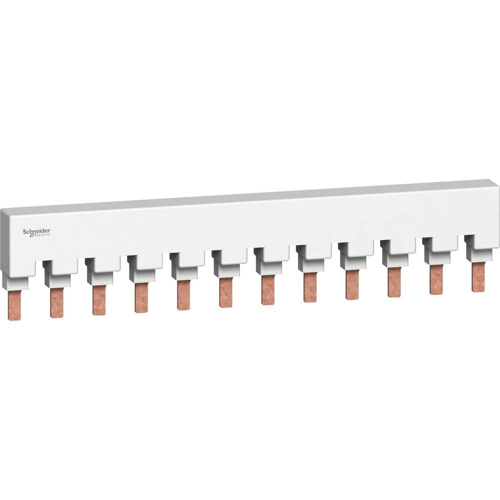 Zbiralne tračnice Svetlo siva 3-polni 115 A 277 V/AC Schneider Electric M9XUP312