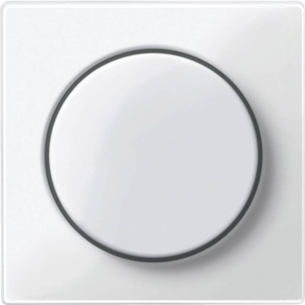 Pokrov zatemnilnika Polarno bela Merten MEG5250-0619