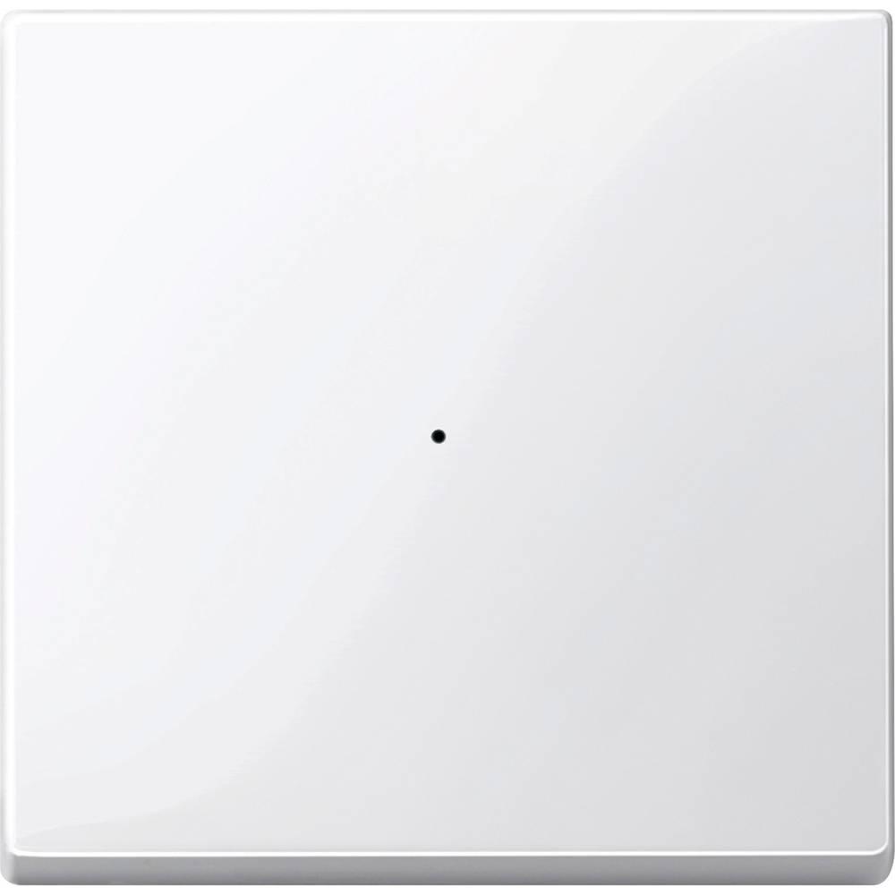Tipka za stikalo IP20 Polarno bela Merten MEG5210-0319